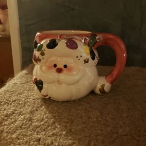 Other - Santa mug that plays music